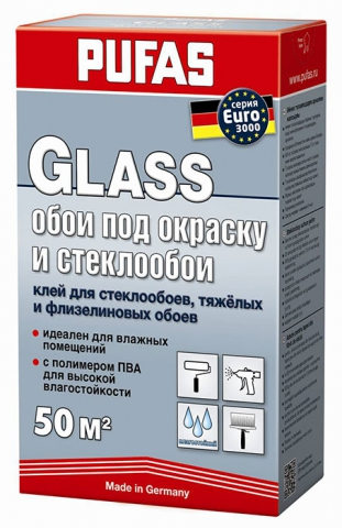 PUFAS Euro 3000 Glass